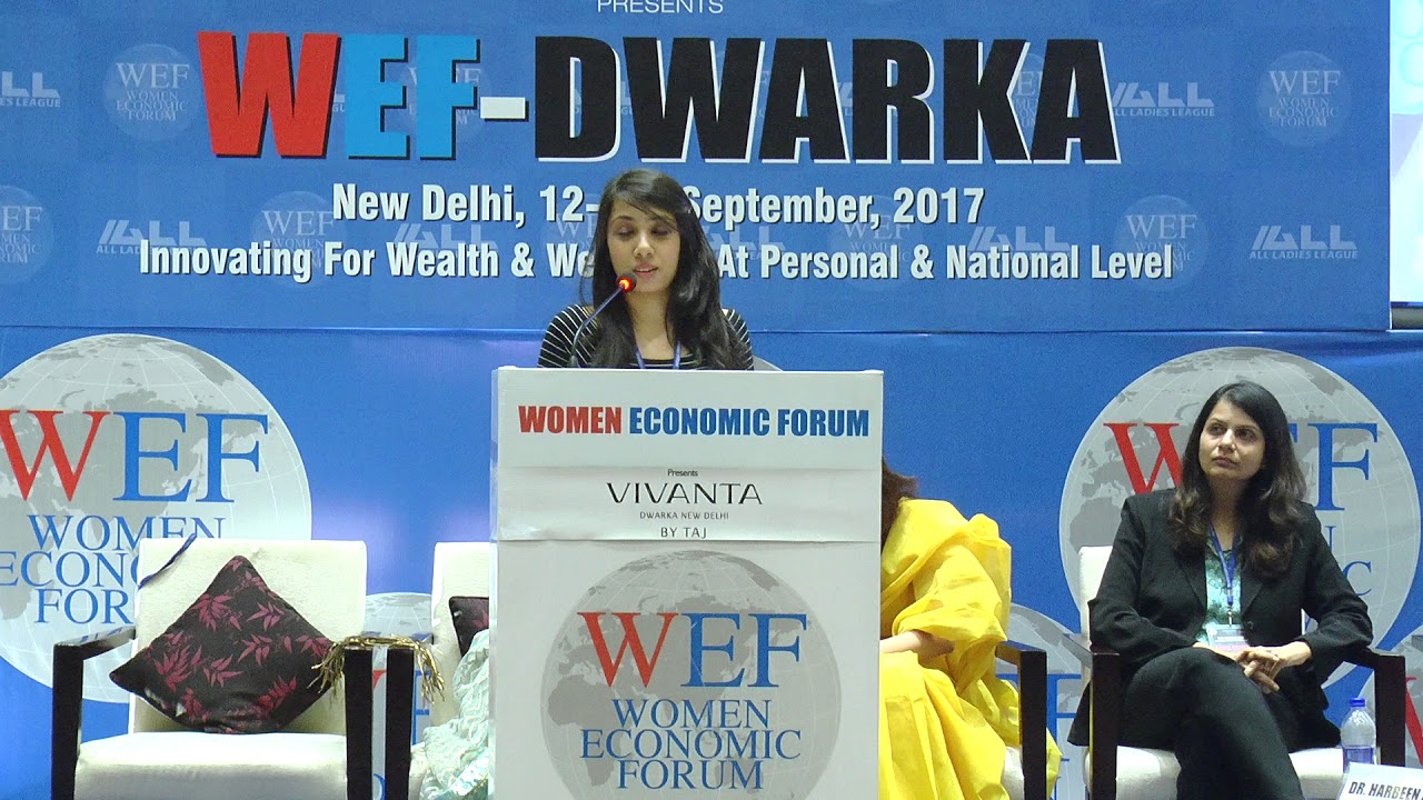 WEF Dwarka 2017 - Tango Hall - Plenary Session on 12th Sep 2017 from 02:00pm – 04:00pm (Part-9)