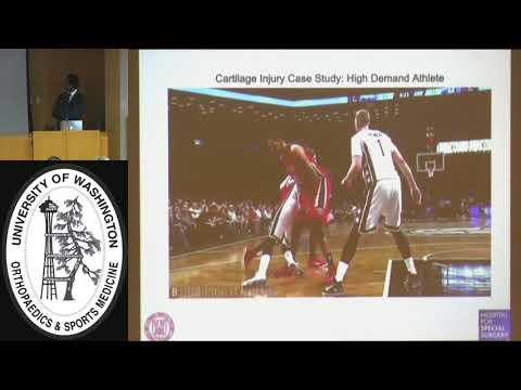 Articular cartilage repair in athletes