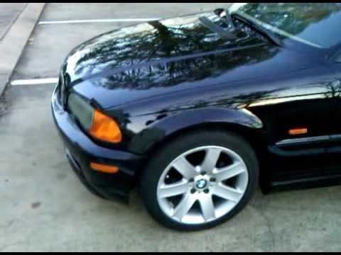 sold 2000 bmw 323ci e46 for sale walk around youtube. Black Bedroom Furniture Sets. Home Design Ideas