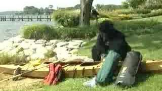 The Zen Of Wooden Kayak Building
