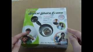Digital Concepts Digital Photo Keychain Unboxing!