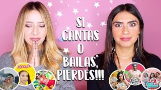 Si CANTAS o BAILAS PIERDES - Nivel: Roast Yourself Challenge ♡ Nancy Loaiza