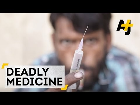 Deadly Medicine: Getting High On Cheap Prescription Drugs | AJ+ Docs