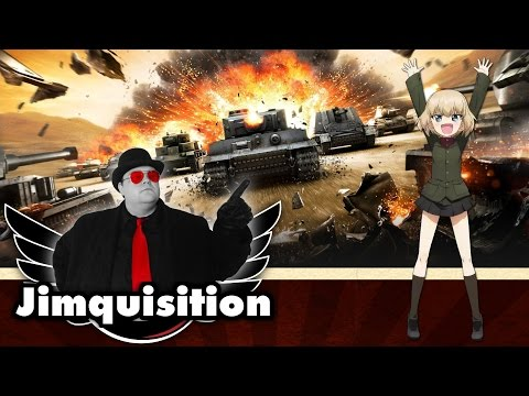 Of Course You Realize, This Means Wargaming (The Jimquisition)