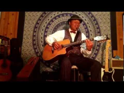 Jimi Hendrix Hear My Train A Comin' By Isaiah B Brunt