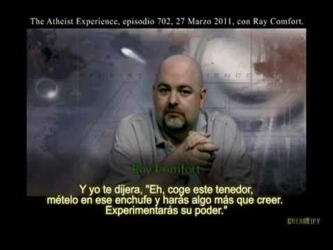 The Atheist Experience nº702 con Ray Comfort - Par...