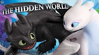 Toothless & His Girlfriend! 💕 (New Images & News!) HTTYD: The Hidden World