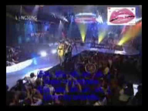 The Rock & Cinta Laura - Umbrella (live)