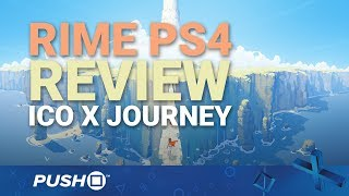 RiME PS4 Review: ICO X Journey | PlayStation 4 | PS4 Pro Gameplay Footage