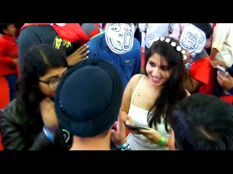 Comic Con Festival 4th Edition in HItex-2016, Hyderabad | HD Video