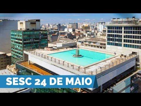 João Doria participa da inauguração da nova unidade do SESC 24 de Maio centro de SP