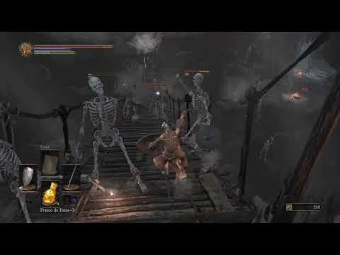 Dark Souls 3 - Progressão em 01 de maio - 03