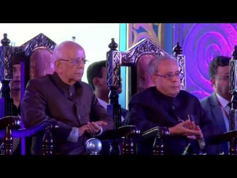 Hon'ble CM at Hon'ble President's State Reception Darjeeling