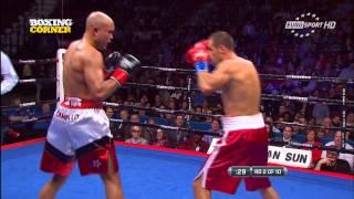Boxing | Бокс: Sergey Kovalev vs. Gabriel Campillo | Сергей Ковалёв - Габриэль Кампильо 19.01.2013