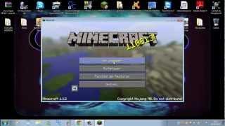 VIDEO AULA:Como baixar minecraft 1.5.2 no seu PC