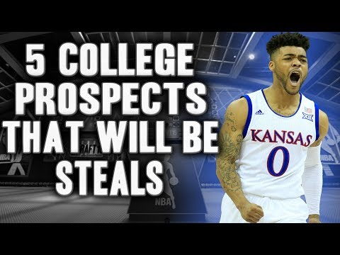 5 Players From The 2017 NBA Draft That Will Be Steals