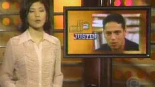 BB2 US 2001- Justin Gets Expelled From the Big Brother House