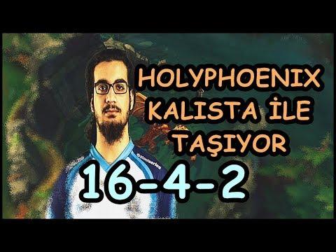 HOLYPHOENIX KALISTA İLE TAŞIYOR