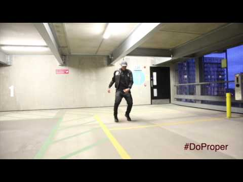 IKE CHUKS FT DOTMAN - DO PROPER (DANCE VIDEO)