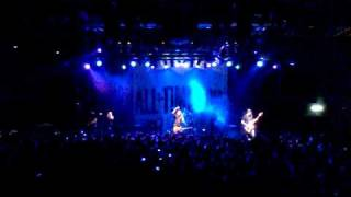 All Time Low - Dear Maria, Count Me In (live @ Alcatraz 14/02/2010)