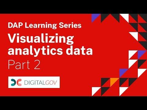 DAP Learning Series – Visualizing Analytics Data Part 2