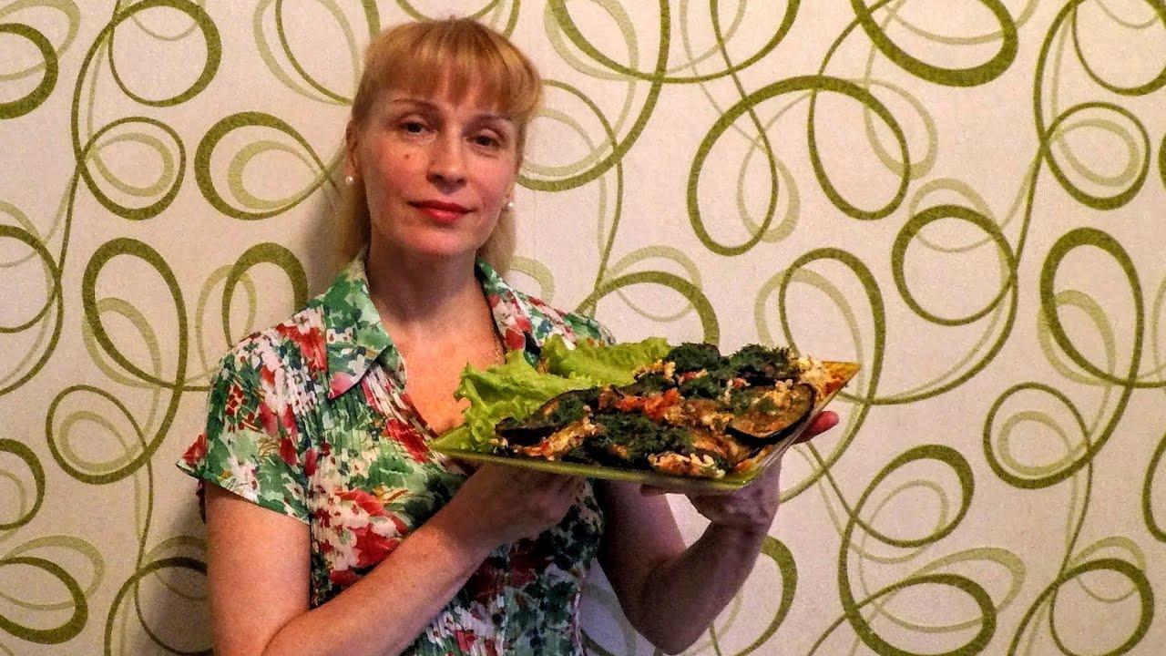 салат из баклажанов на праздничный стол рецепты с фото