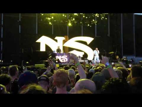 Squamish Music Festival 2014 - Nas