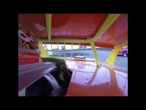 Brandon Hamburg's In-Car Heat Race 10-5-19 Sycamore Speedway RWYB