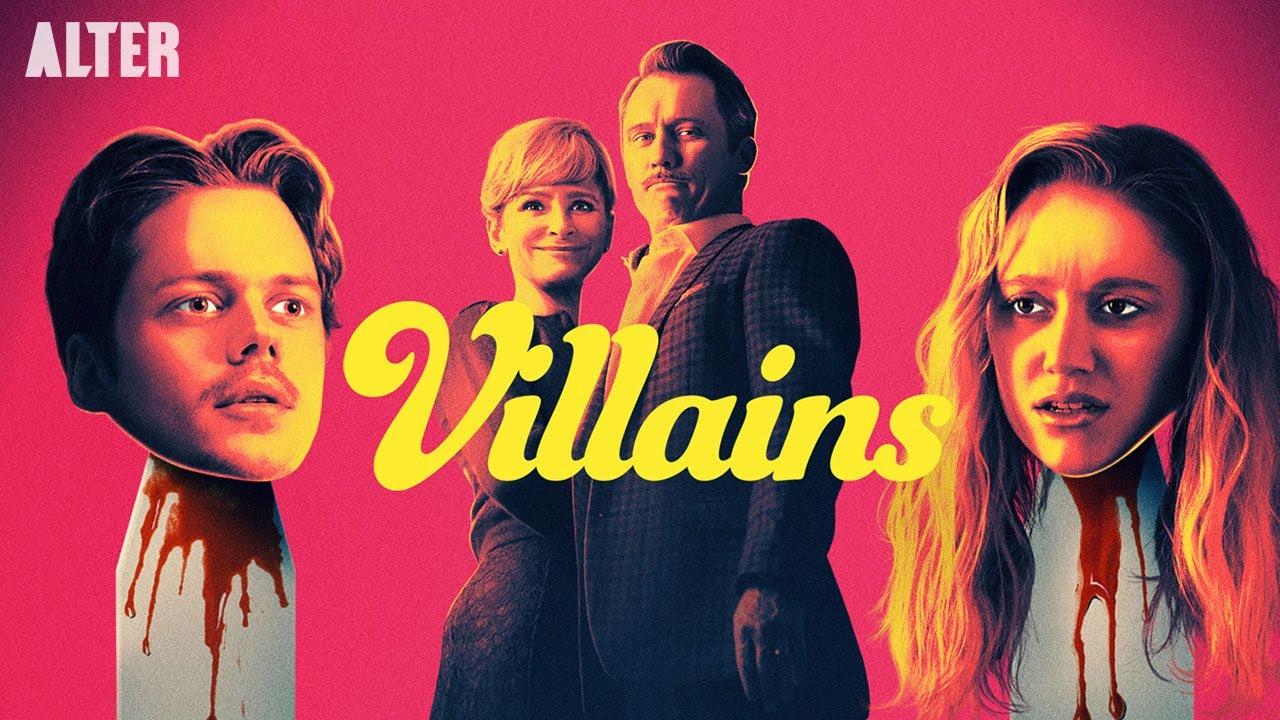 Download Horror Movie   Villains   Full Movie Opening   Bill Skarsgård and Maika Monroe   ALTER
