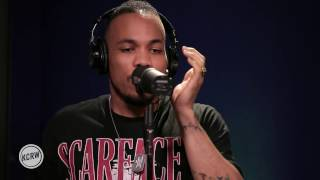 anderson paak the free nationals performing come down live on kcrw