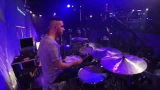 Hillsong Worship - What A Beautiful Name - (Live) Drum Cover - Jordan Feliz Opener