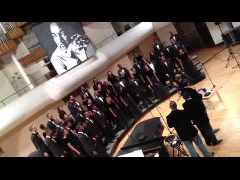 Jerusalem - Oakwood Aeolians and Take 6