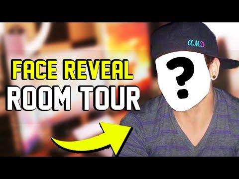 GAMING ROOM TOUR & VUXVUX FACE REVEAL!