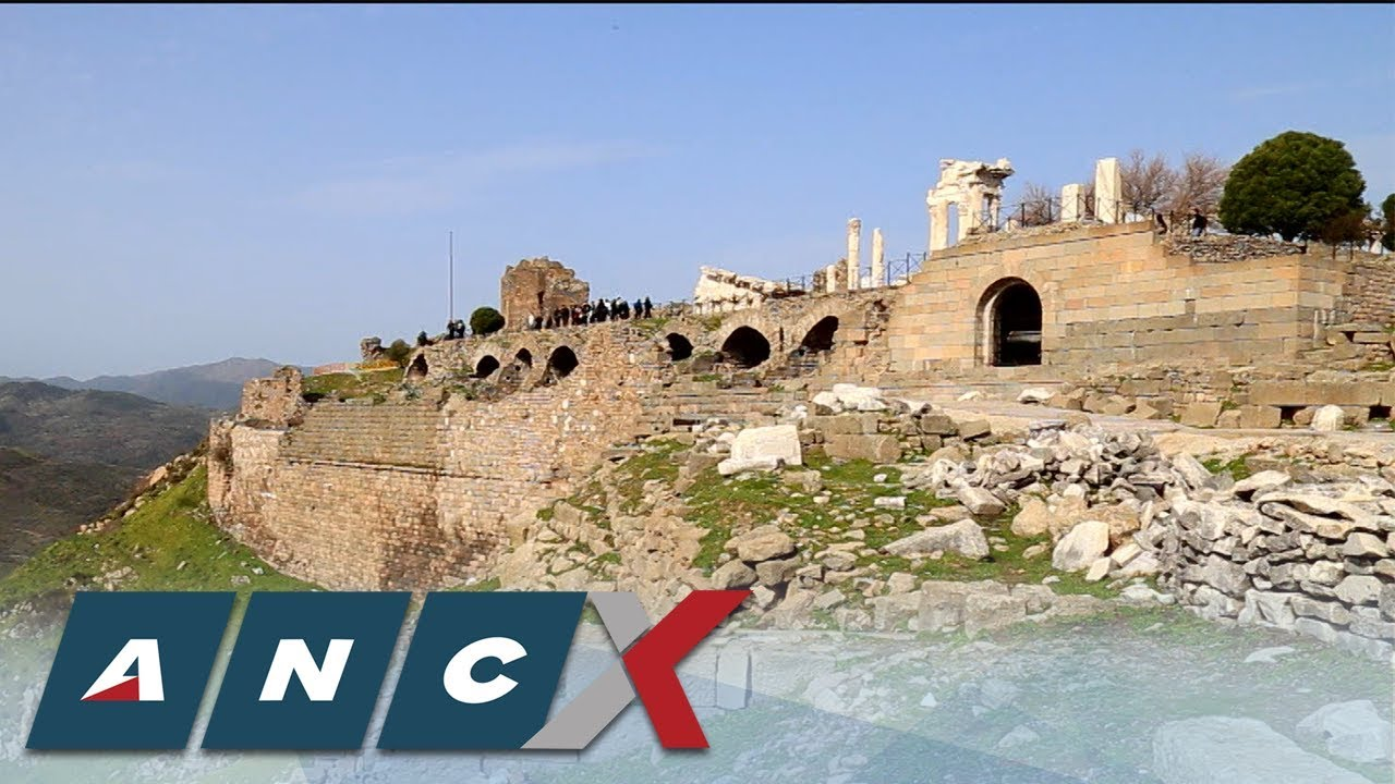 A look into Turkey's Greco-Roman history and architecture | ANC-X Executive  Class