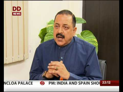 Mantri Ji Direct: Exclusive Interview with Union Minister Dr. Jitendra Singh