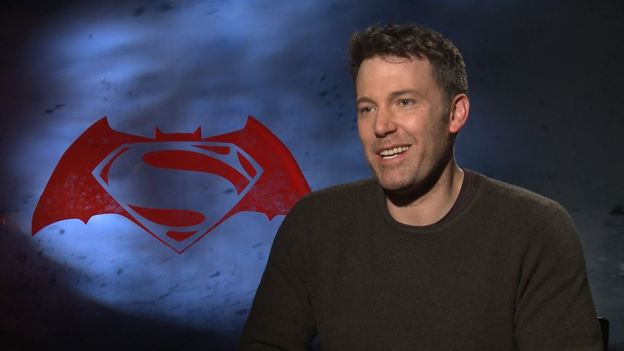 BATMAN VS. SUPERMAN: Ben Affleck Reveals Training Schedule ...