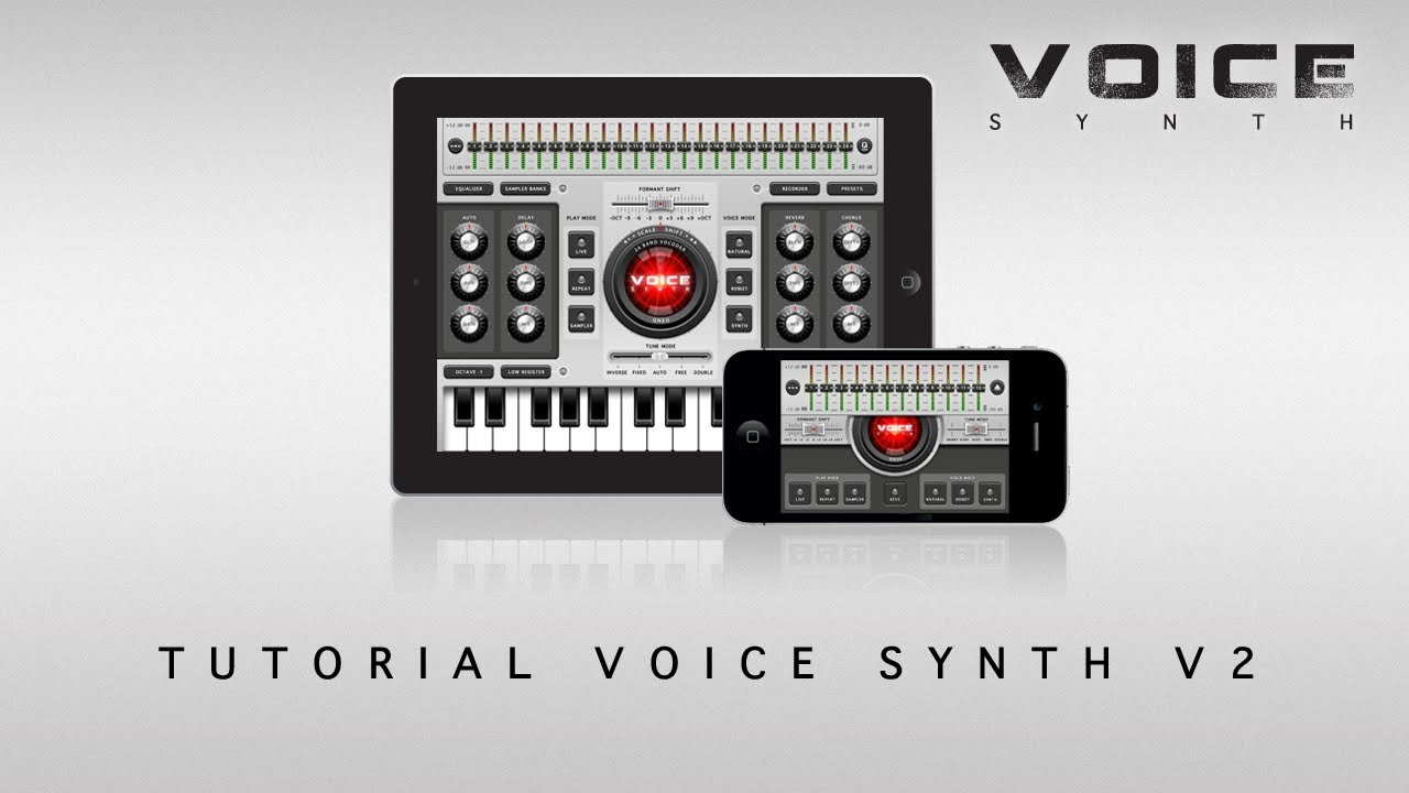 Qneo - Voice Synth 2 0 : Tutorial