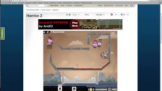 hambo 2 levels 1-10 golden walkthrough
