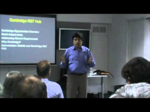 Julio Guerrero | Presentación a la sección de ASME en Perú Mayo 13 2011
