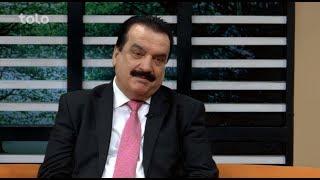 بامداد خوش - ورزشگاه - صحبت های حفیظ الله ولی رحیمی در مورد کاروان ورزشی افغانستان