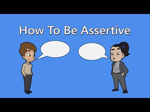 Assertive Communication: DBT