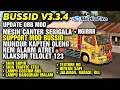 BUSSID V3.3.4 OBB MOD SOUND CANTER SERIGALA SUPPORT MOD + FULL TEXTURE HD DLL