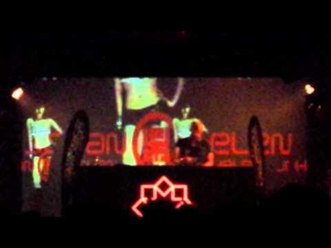 Trancefussion Old School - Johan Gielen - Blade (Vampire dance club theme)