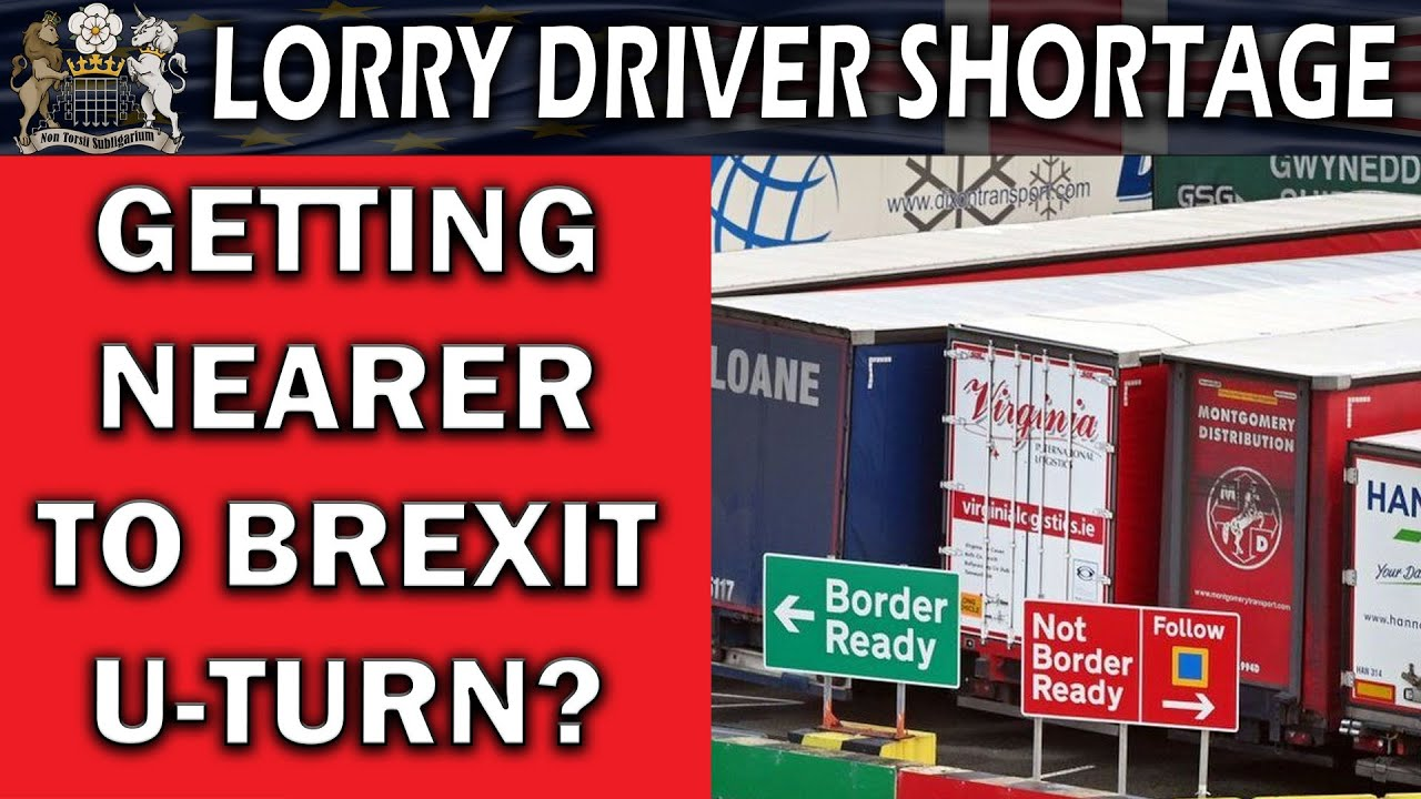 Will Home Office U-Turn on Brexit Lorry Driver Visas Now?
