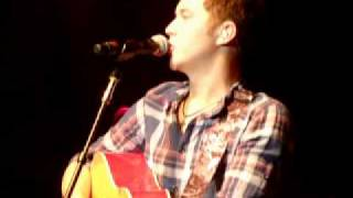 "Scotty McCreery ""Check Yes Or No"" Lancaster, Ca 1/29/12"