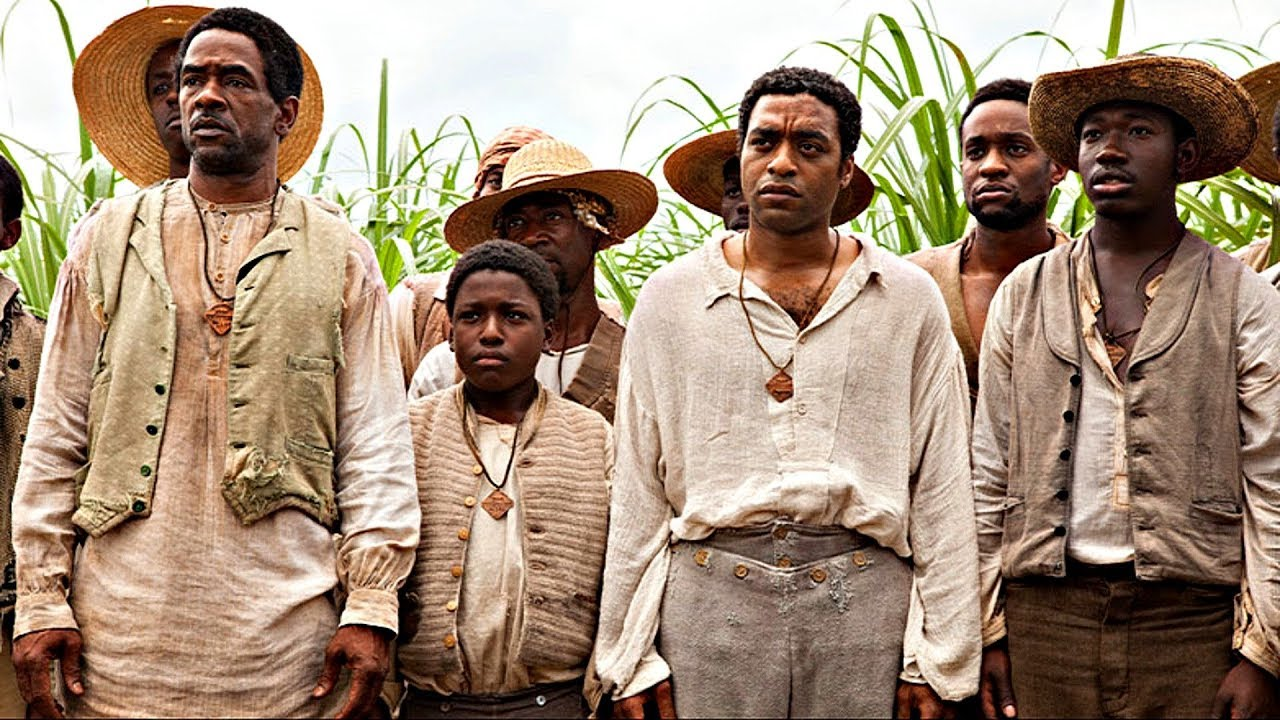 ТОП 5 Фильмов про Рабство - YouTube