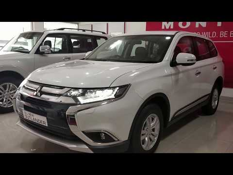 💪2019 Mitsubishi Outlander Reason Behind Petrol Engine Use, Features, Warranty, Safety And More
