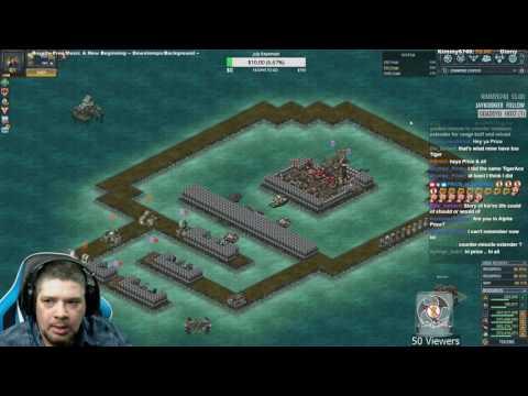 Battle Pirates - Glowing Sea Warm-Up
