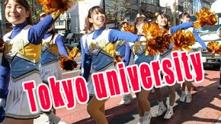 Tokyo university  the most prestigious university in Japan.
