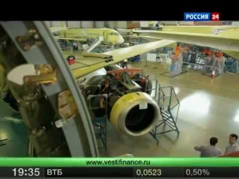 Гражданские самолёты. Фильм 1. Sukhoi Superjet 100 (SSJ100) и МС-21.